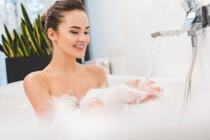 A Bath with an Ostomy